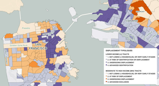 This Mapping Tool Shows The Effects Of Gentrification And Displacement In The Bay Area The federal tax bill, passed in december 2017, allows investors to defer or eliminate capital gains on investments made in opportunity zones. of gentrification and displacement
