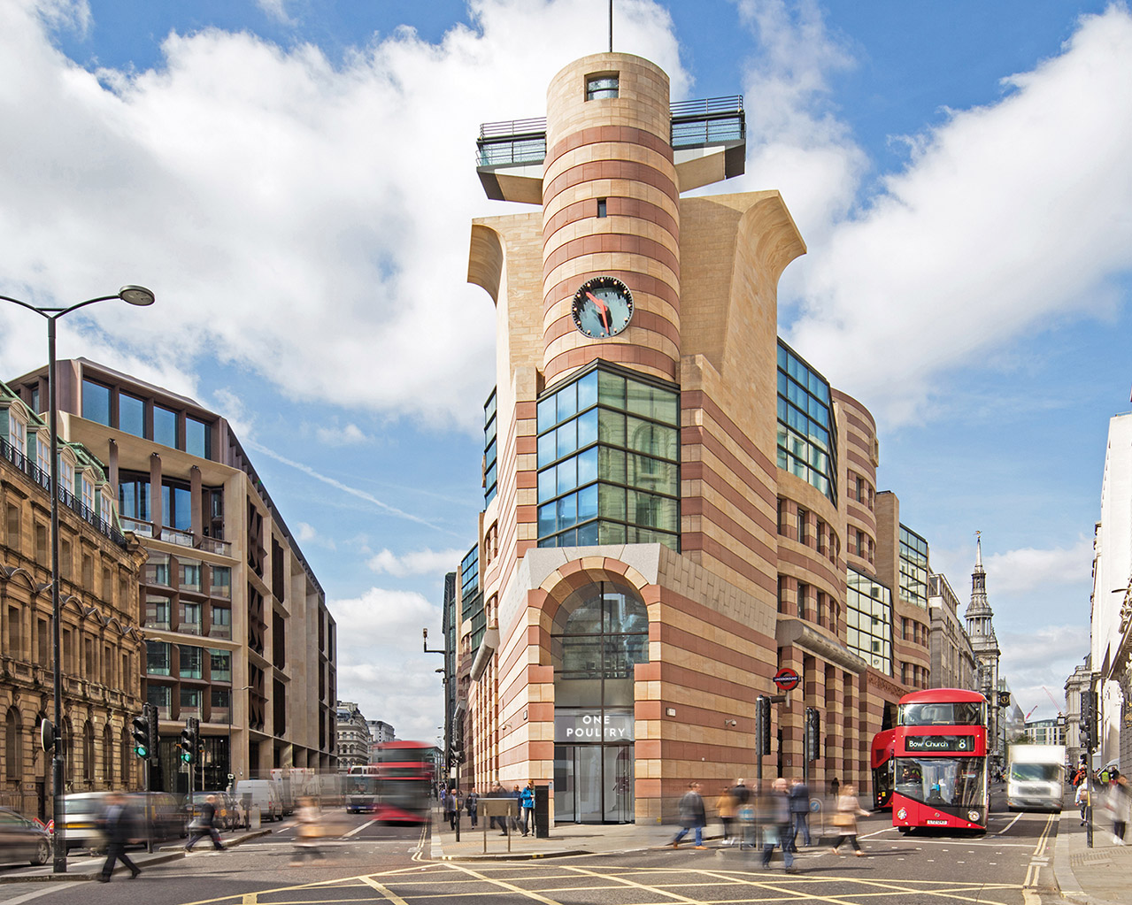 Photo of WeWork's conversion of Number One Poultry