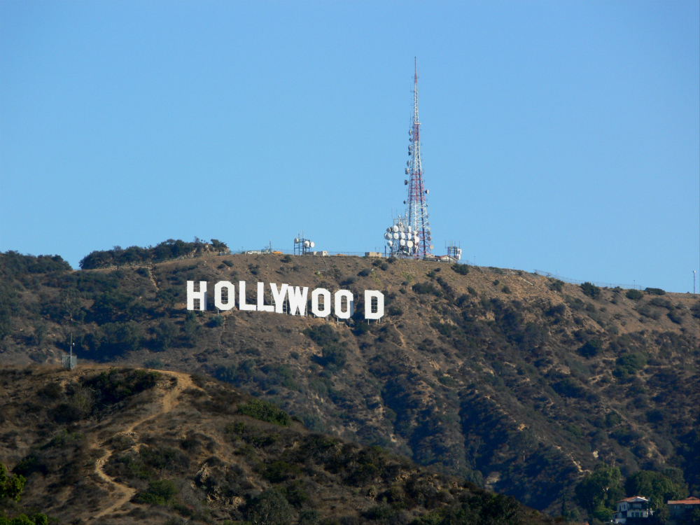 Could L.A. get a second Hollywood sign? (Andreas Praefcke/Wikimedia)