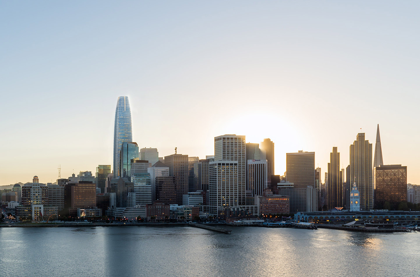 San Francisco's skyline-topping Salesforce Tower opens (Courtesy Salesforce)