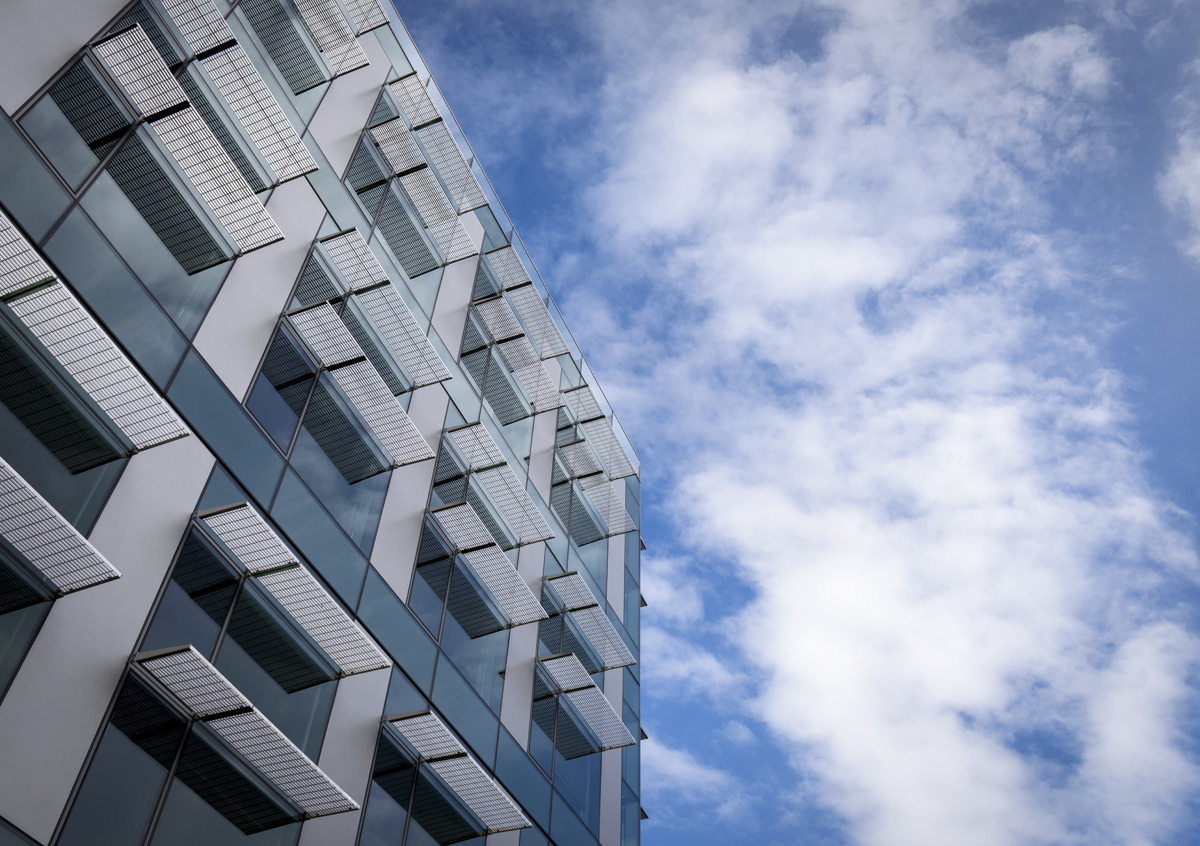 University of Washington's molecular engineering complex is now complete (Aaron Leitz Photography, courtesy of ZGF)
