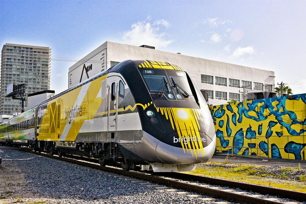The Brightline. (Courtesy All Aboard Florida)