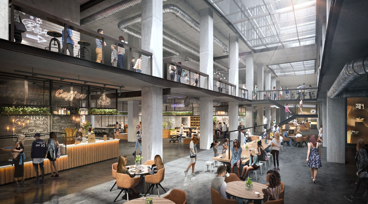 L.A.-based Omgivning pushes the limits of adaptive reuse (Courtesy Omgivning)