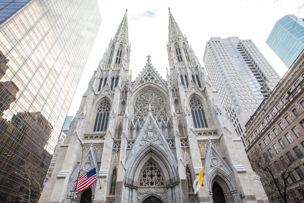 (Courtesy St. Patrick's Cathedral)