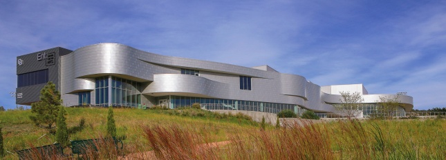 The Ent Center for the Arts (Image via UCCS)