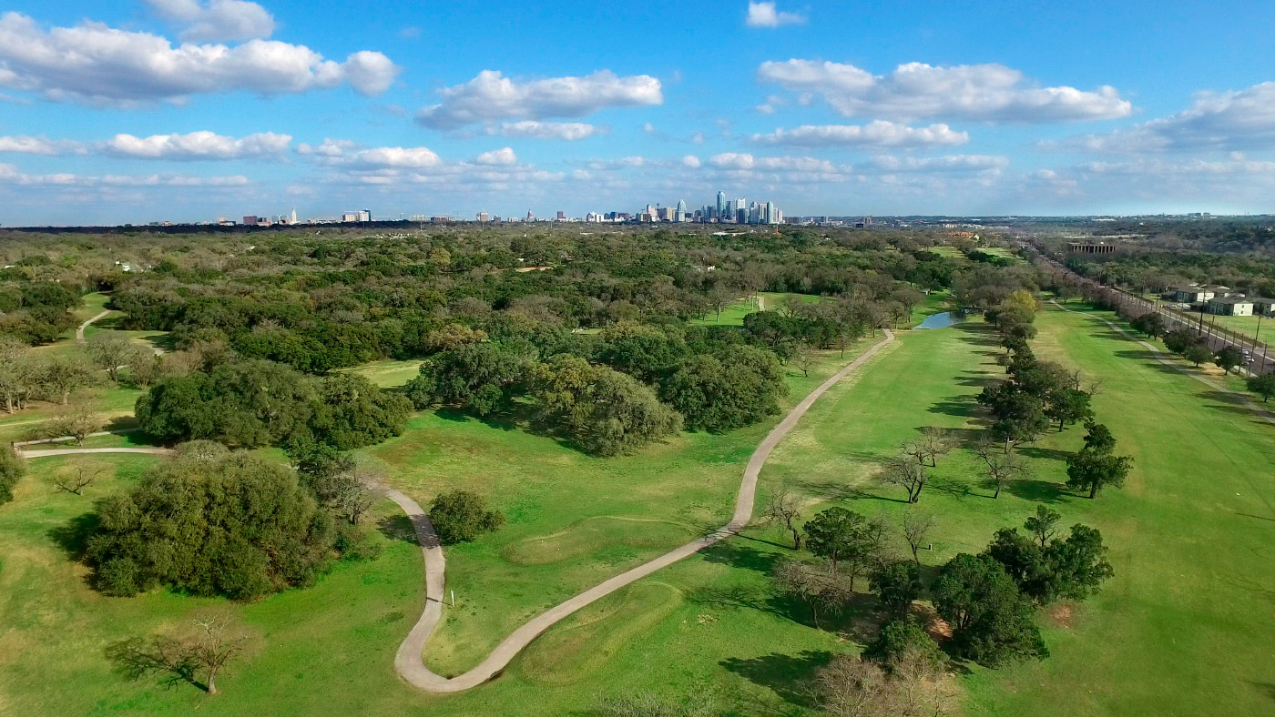 Photo of the Lions Municipal Golf Course