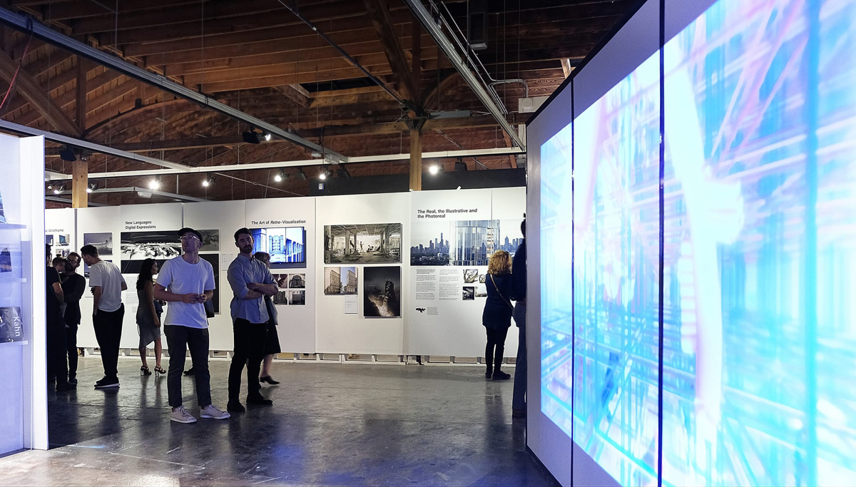 Exhibition on view at the A+D Museum in downtown Los Angeles