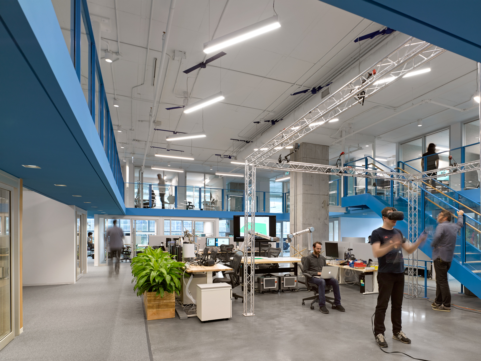 Autodesk office in Toronto designed by The Living