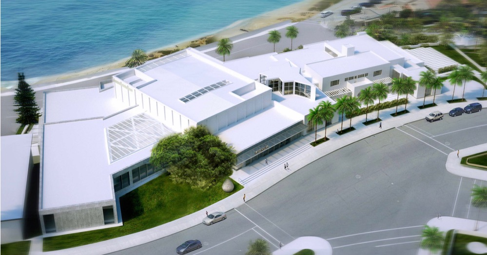 Selldorf's $95 million addition to the Museum of Contemporary Art addition in San Diego (MCASD)