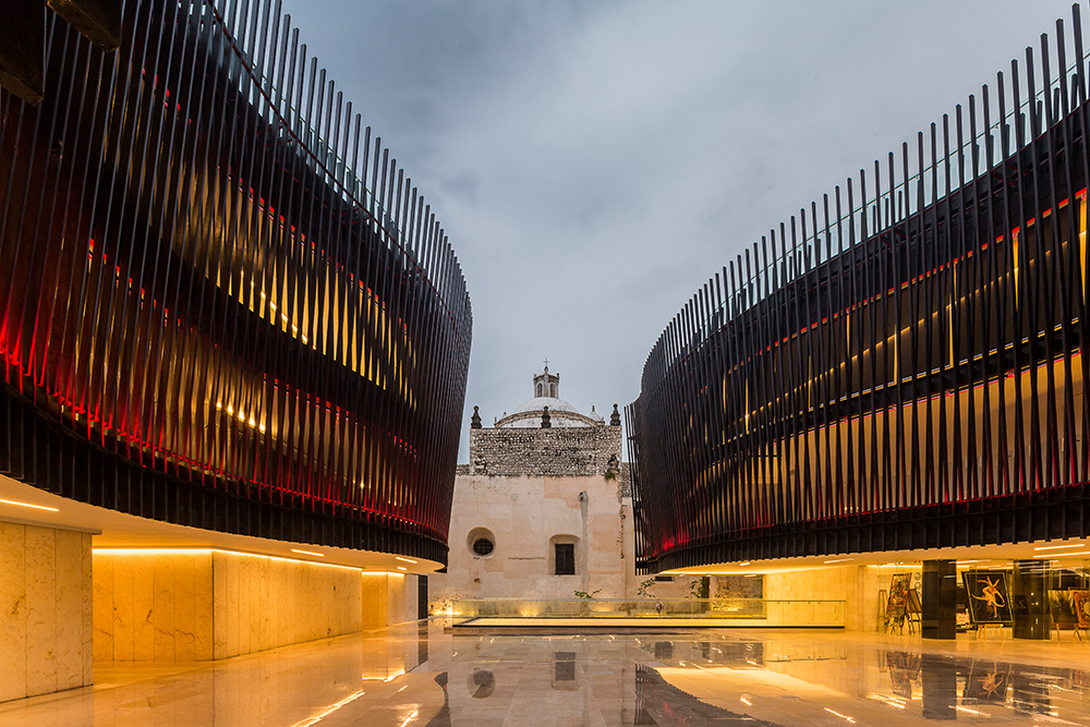 Photo of the Palace for Mexican Music