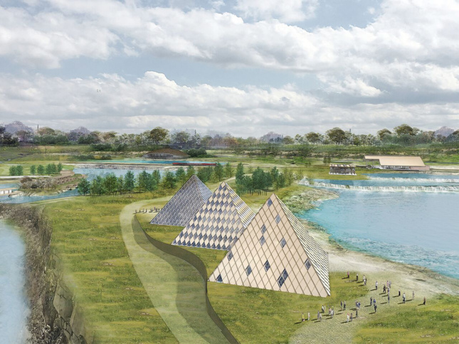 Rendering of the Kentucky Owl Park