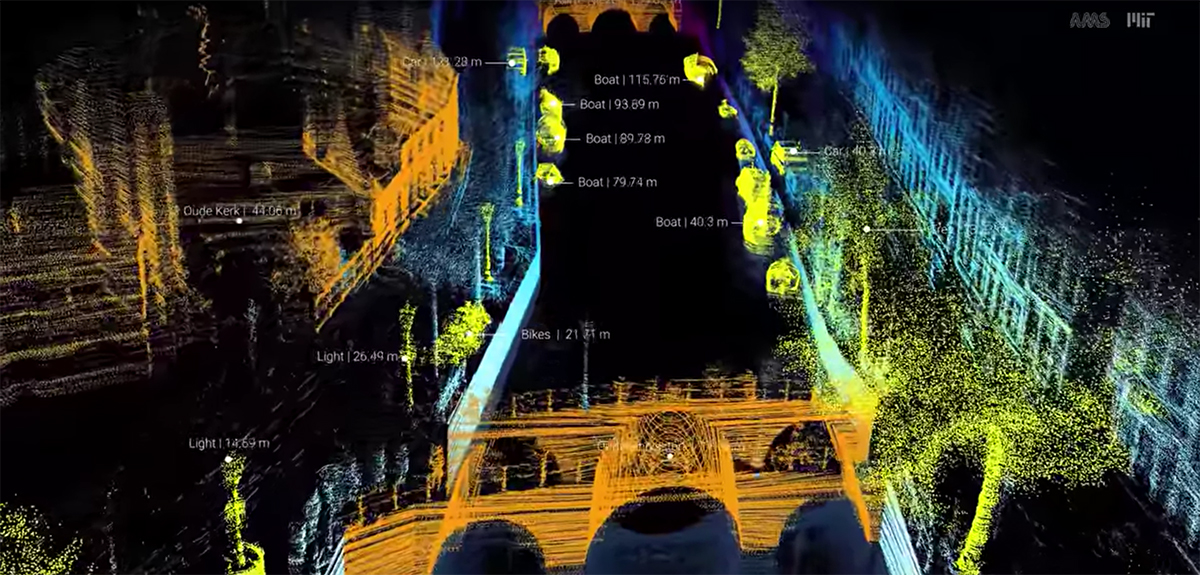 Image of Laserscape