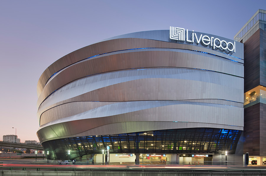 Photo of the Liverpool Flagship Store in Mexico City