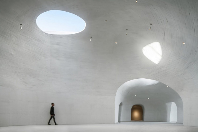 UCCA Dune Art Museum OPEN Architecture