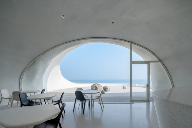 UCCA Dune Art Museum, Open Architecture
