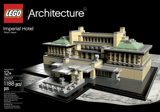 LEGO Architecture The Imperial Hotel