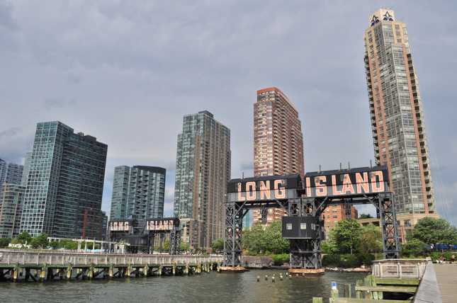 Long Island City waterfront