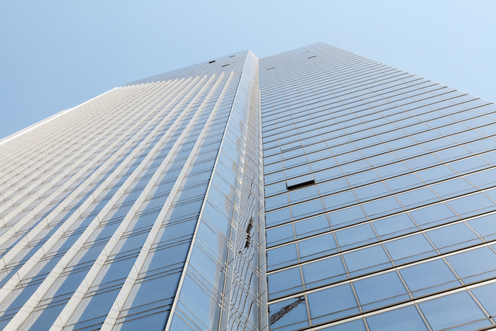 Photo of Millennium Tower in San Francisco