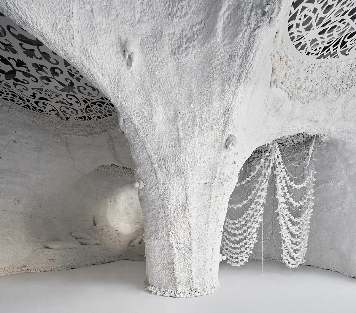 Photo of Swatch's Grotto, designed by TAKK