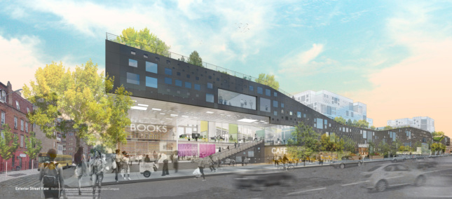 Bedford Stuyvesant Community Innovation Campus