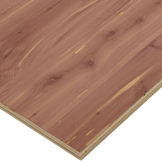 Aromatic Cedar Columbia Forest Products