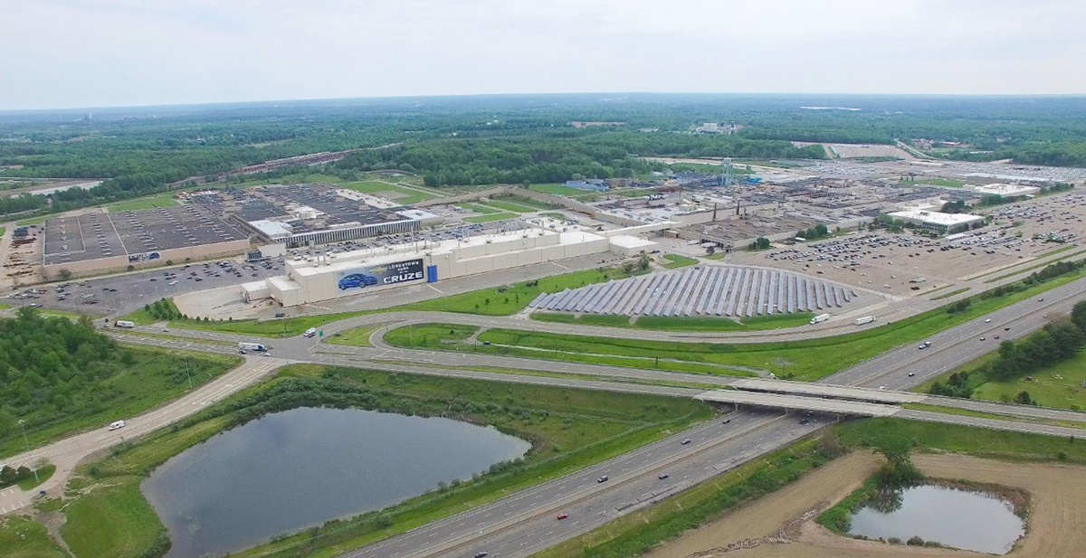 Photo of General Motors Lordstown Assembly