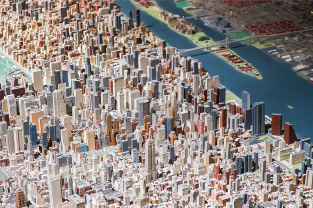 Photo of The Panorama of the City of New York