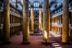 national building museum hall