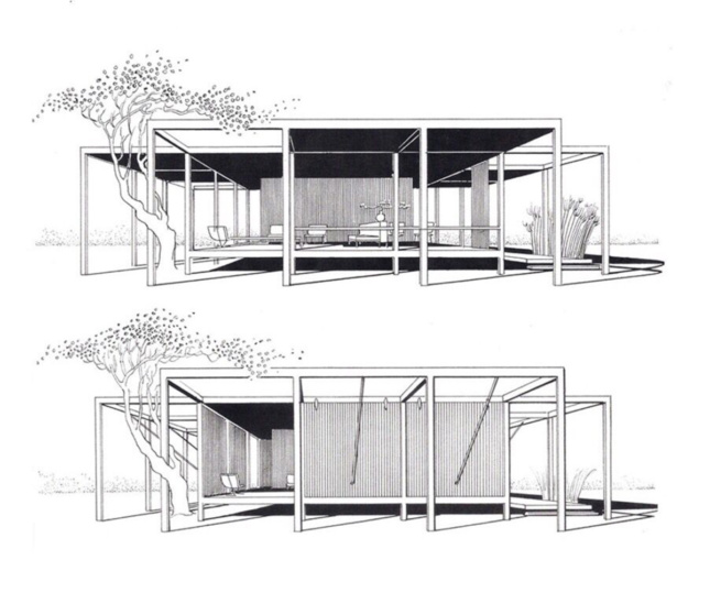 Walker Guest House by Paul Rudolph Courtesy Paul Rudolph Heritage Foundation