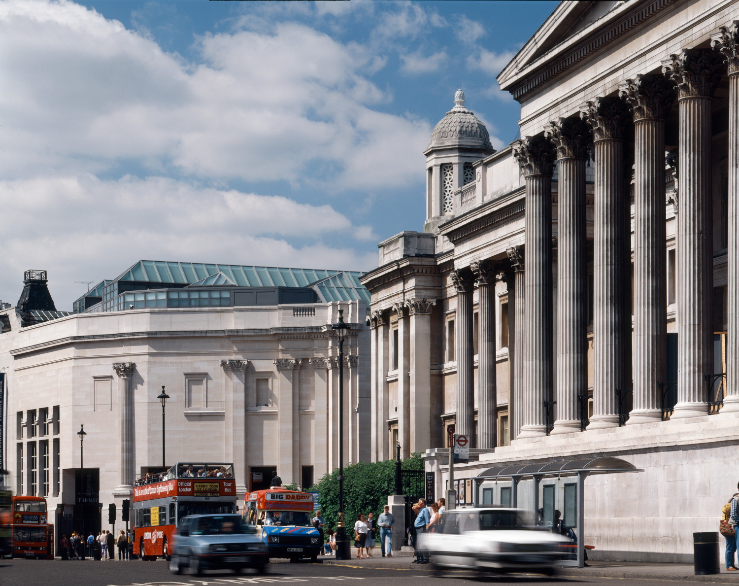 Photo of The National Gallery Sainsbury Wing