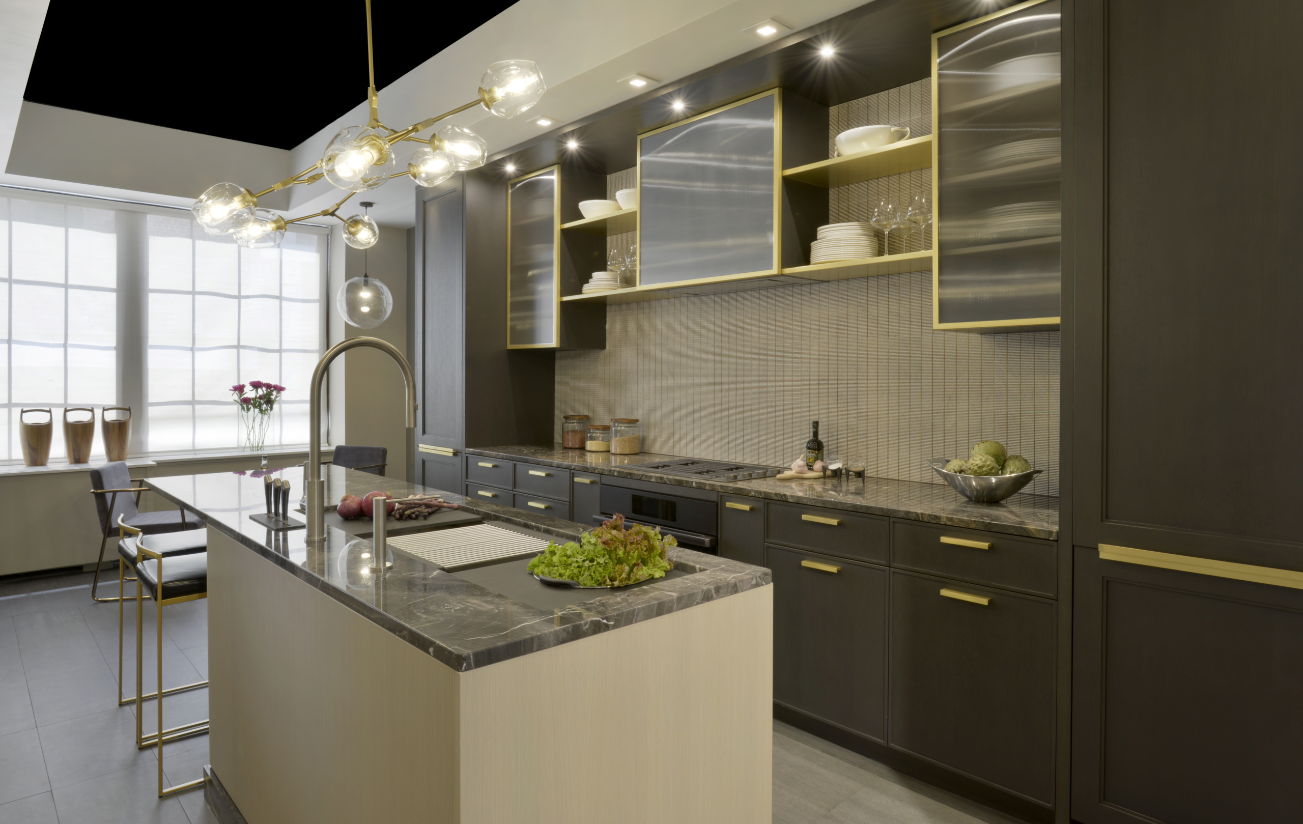 Rendering of Bilotta Collection Cabinetry Bilotta Kitchen & Home
