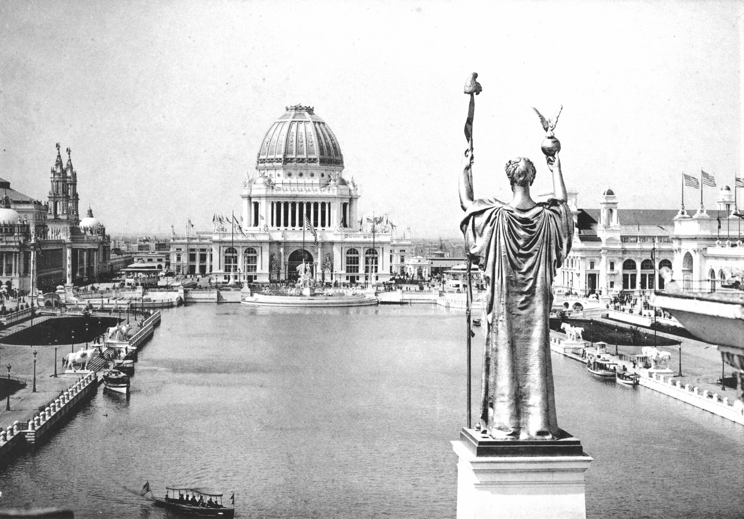 Photo of the World's Columbian Exposition