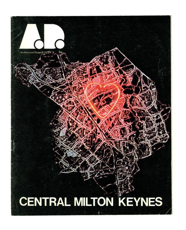 Photo of a magazine cover