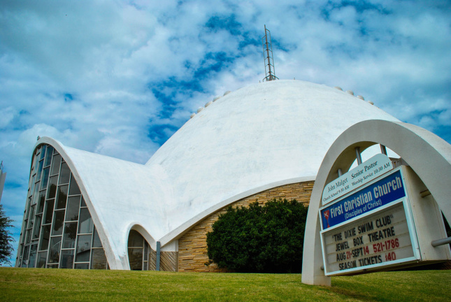 Photo of First Christian Church Oklahoma City