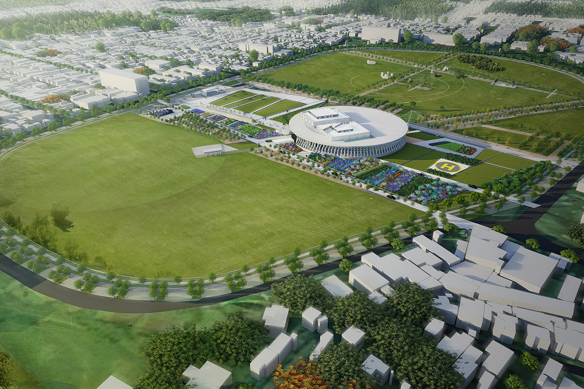 Jamaica unveils winning design for its new Houses of ...