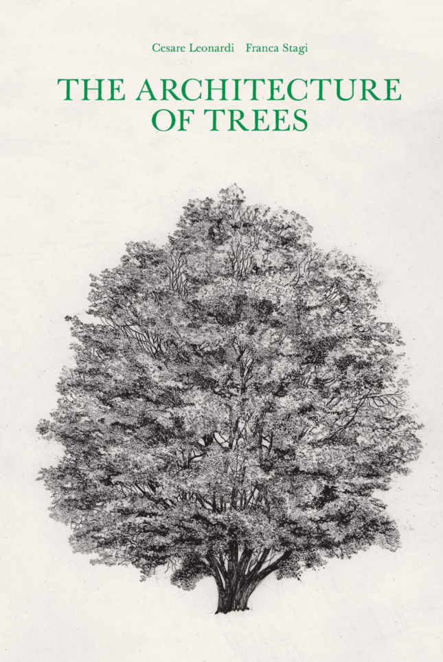 Photo of the book cover for The Architecture of Trees