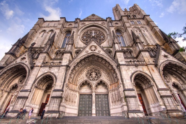 Photo of Cathedral St. John the Divine Facade