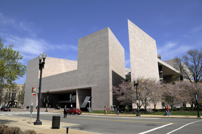 Photo of the National Gallery of Art, East Building