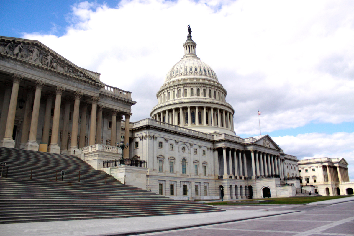 Image of the U.S. Capitol Building