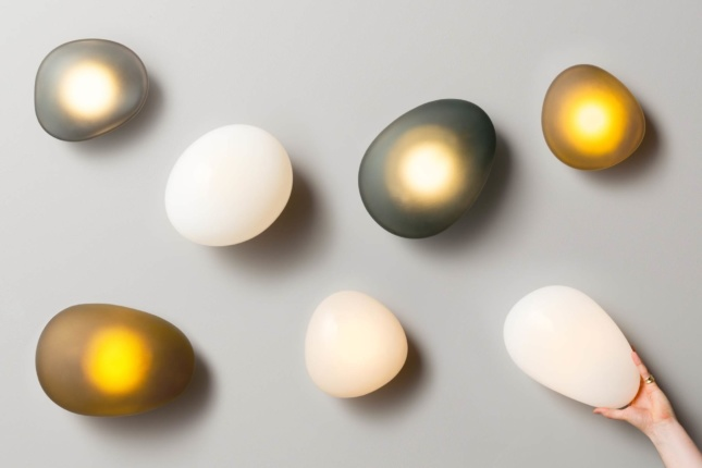 Pebble Series by Lukas Peet ANDlight