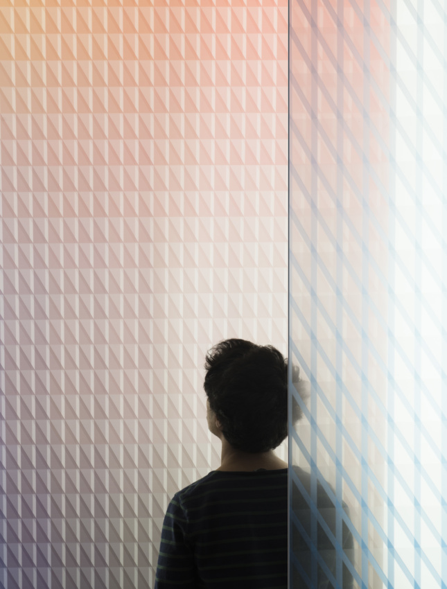 Oblique & Chevron Ronan and Erwan Bouroullec for Skyline Design