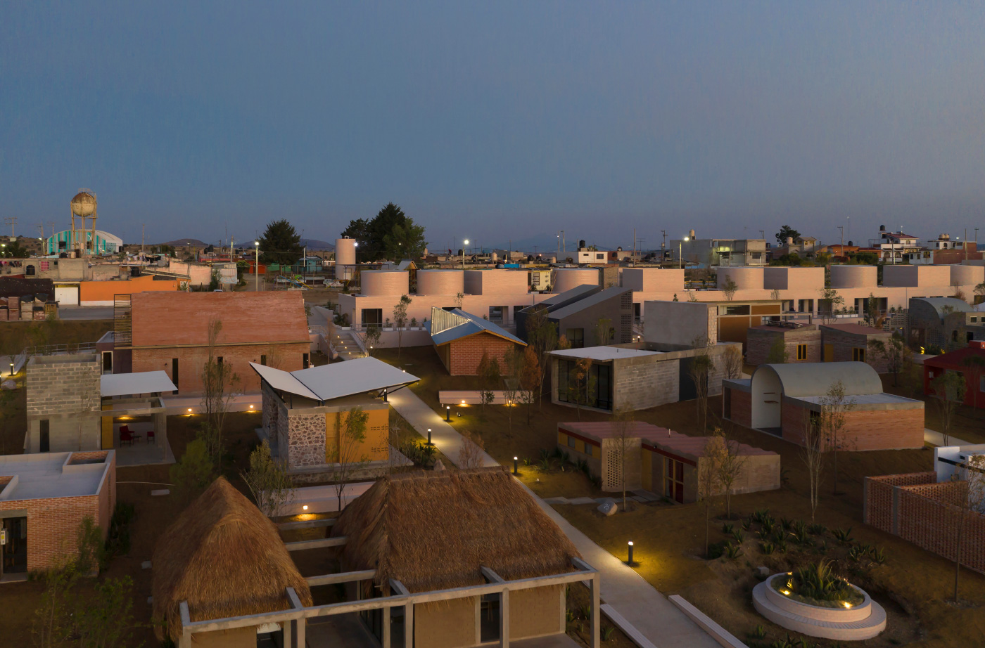 Mexico S Housing Laboratory Shows Off 32 Low Cost Prototypes