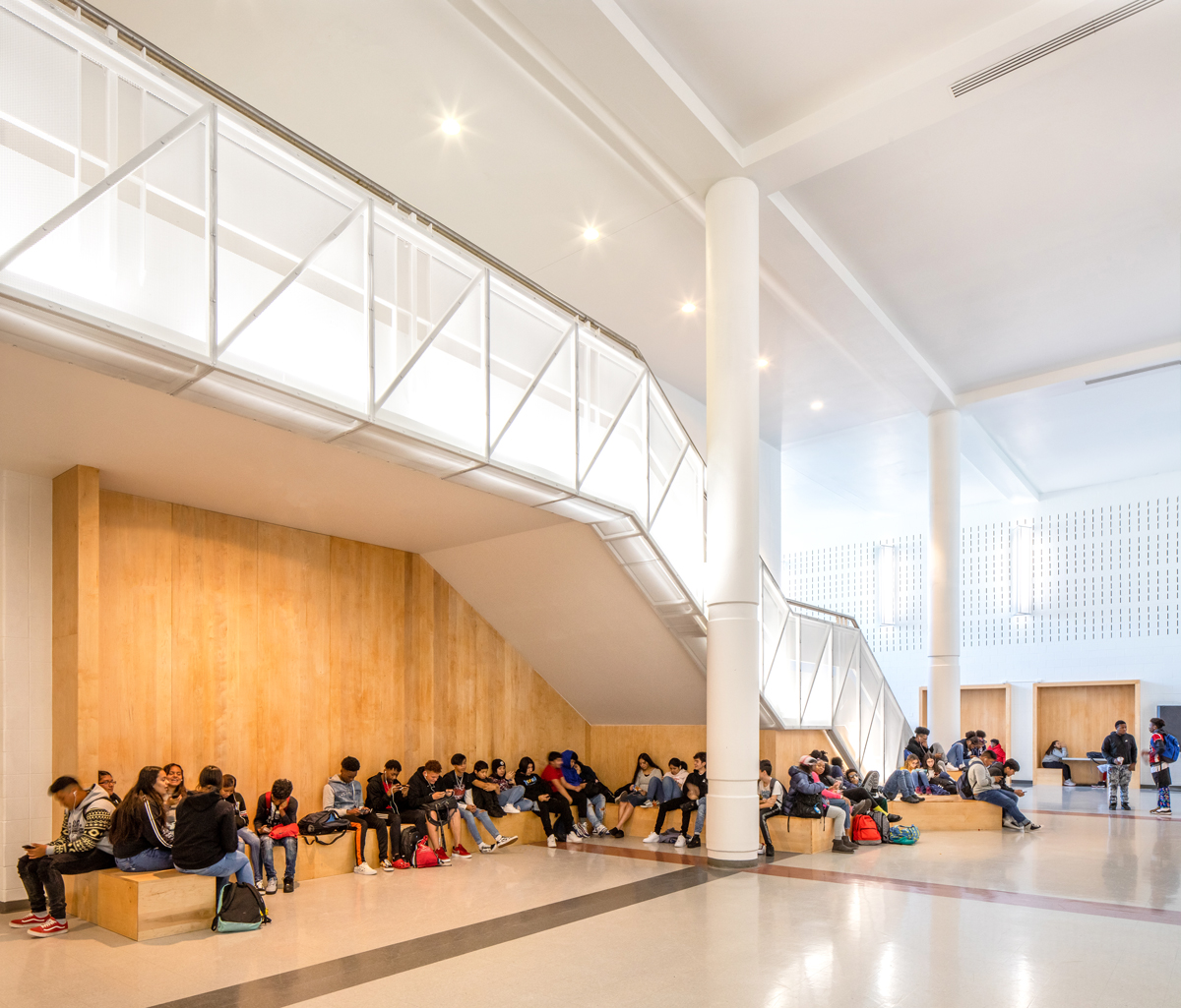 2019 Best Of Design Awards Winners For Interior Institutional