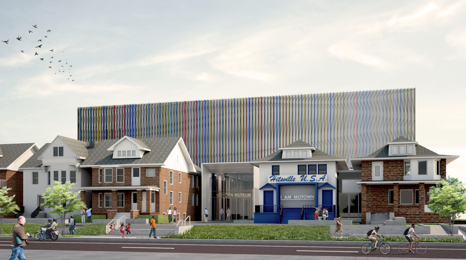 Motown Museum expansion