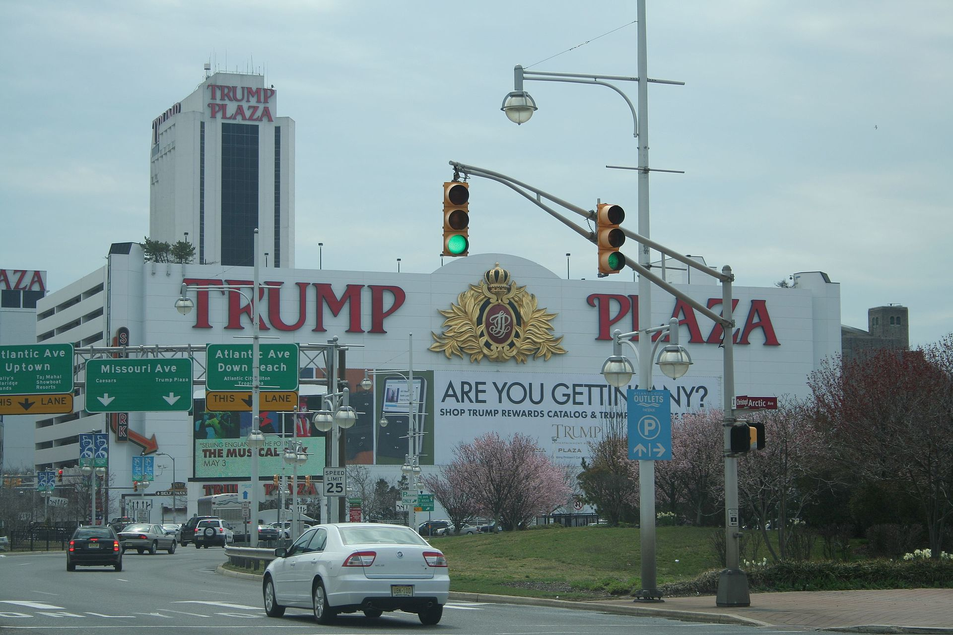 a trump casino in atlantic city