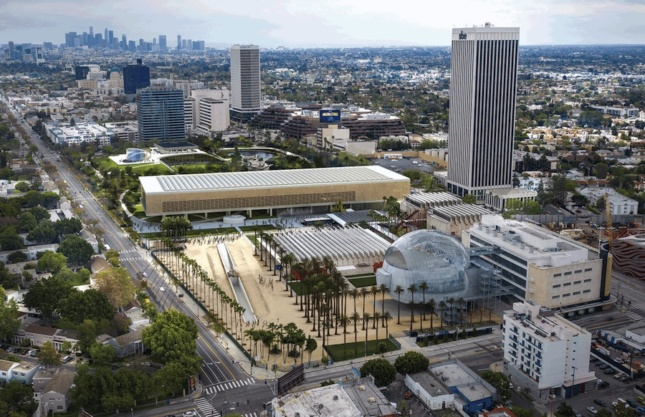 an alternative proposal for the Los Angeles County Museum of Art