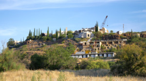 Arcosanti, where the Taliesin School of Architecture is holding summer classes