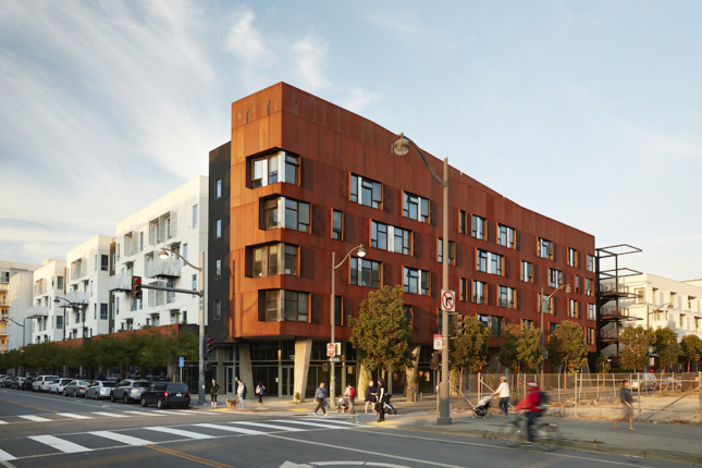 an affordable housing complex in san francisco