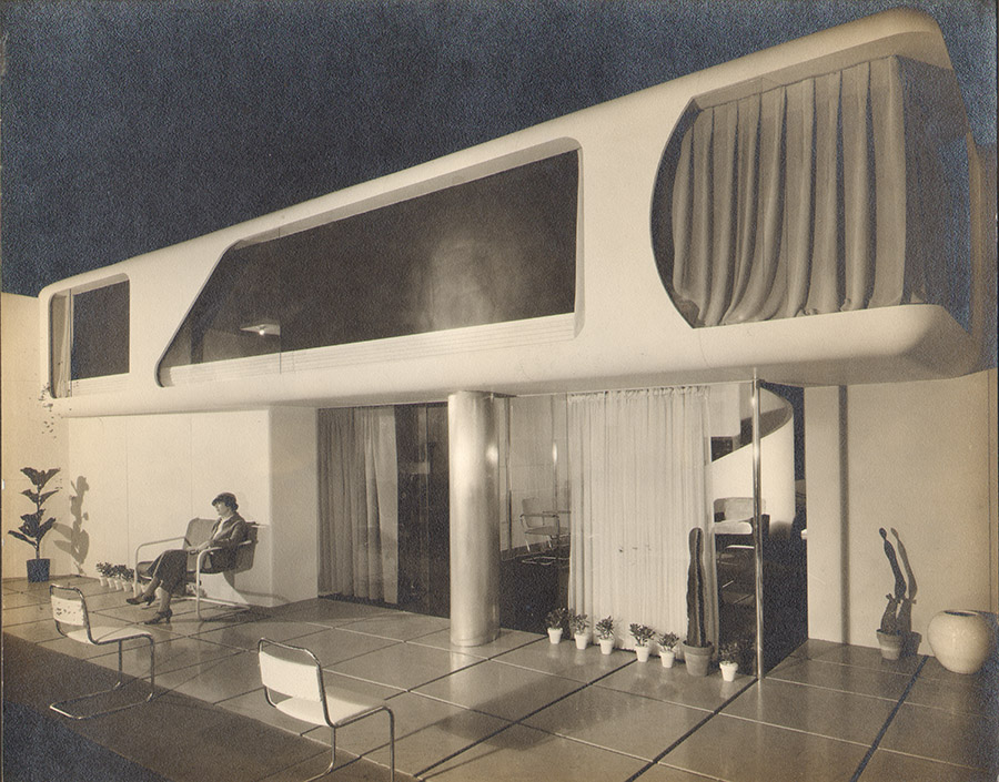 Frederick Kiesler Space House