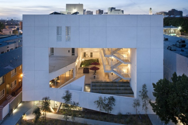 The Six affordable housing in Los Angeles